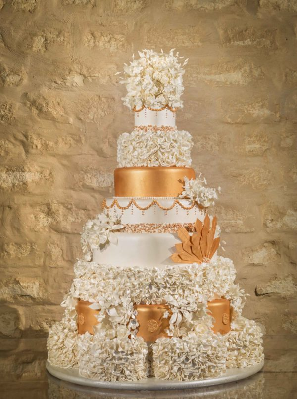 Austin Wedding Cakes | The Cake Plate