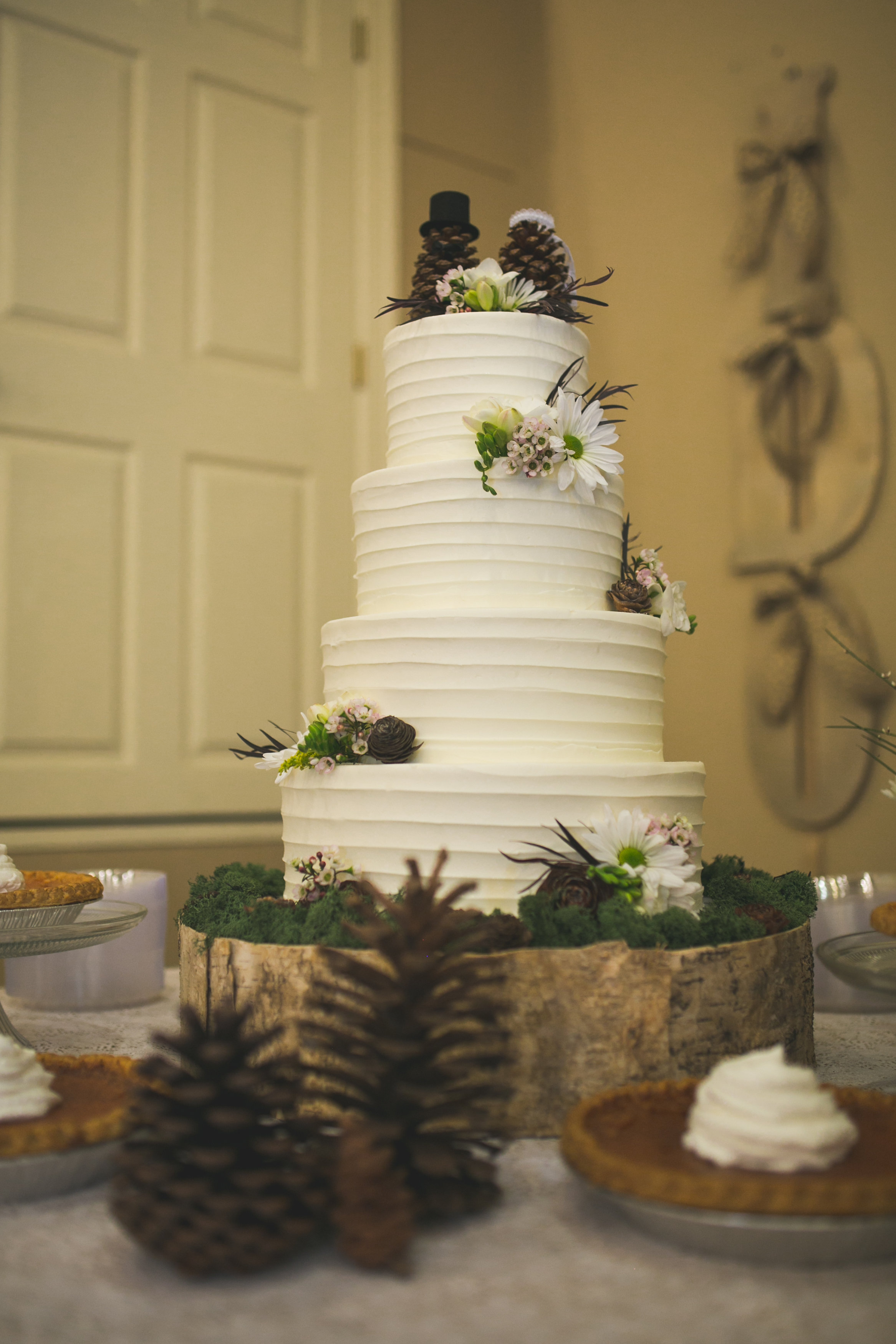Austin Wedding Cakes | The Cake Plate & Austin Wedding Cakes | The Cake Plate Custom Wedding Bakery