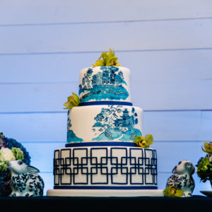 Austin Specialty Wedding Cake