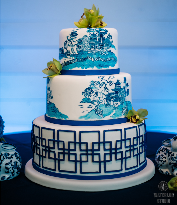 Custom Wedding Cakes Austin