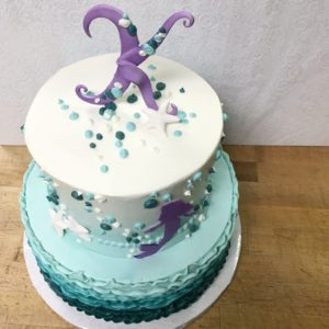 Mermaid Cake 3